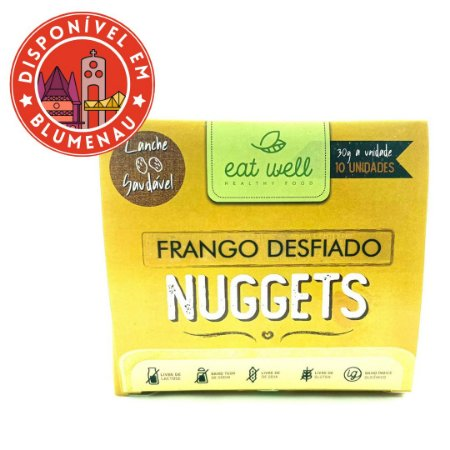 Nuggets de frango Eat Well 300g