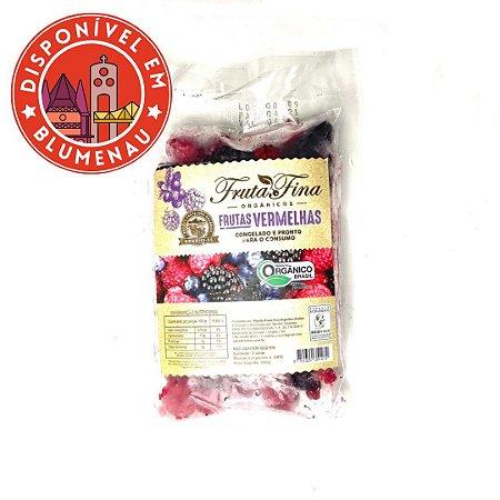 Mix frutas vermelhas congelada Fruta fina 1kg