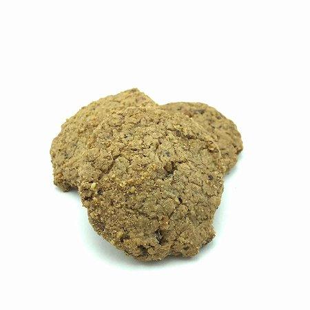 Cookies de chocolate meio amargo com castanha de caju (Granel - preço/100g)