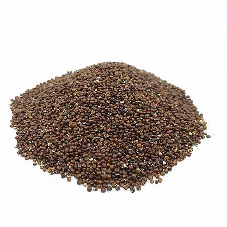 Quinoa grão vermelha (Granel - preço/100g)