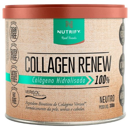 Colágeno neutro Nutrify 300g