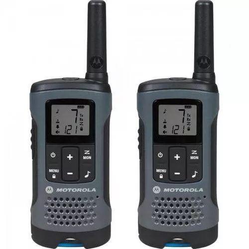 Rádio Walk Talk Motorola Talkabout T200mc 32km