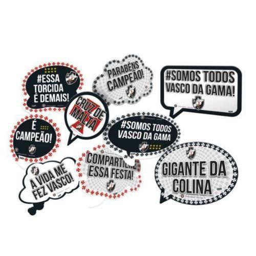 Kit Placas - Vasco