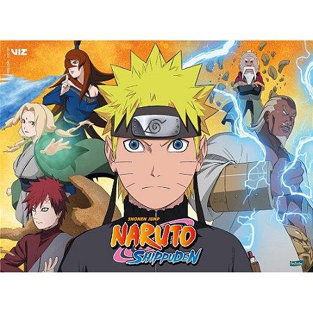Painel de Festa Grande TNT - Naruto