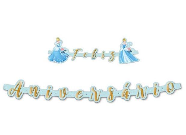 Faixa Decorativa Cinderela - 1un.
