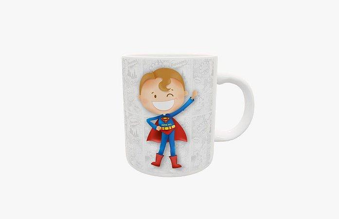 Caneca Cerâmica - Dia dos Pais - Super Herói -2