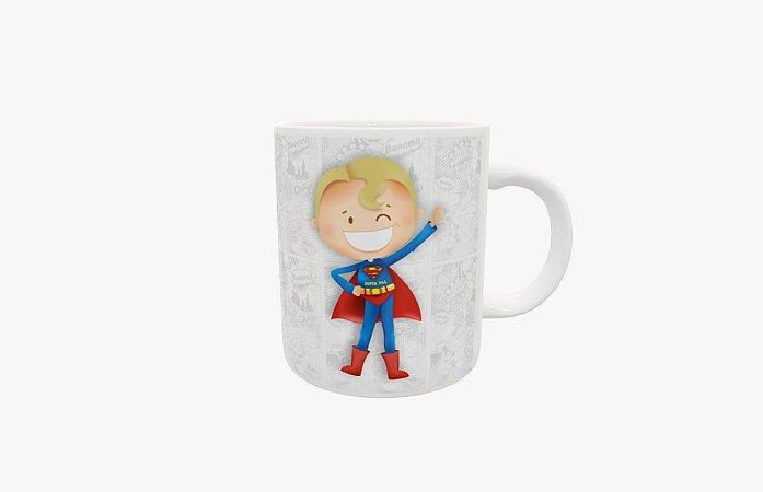 Caneca Cerâmica - Dia dos Pais - Super Herói - 3
