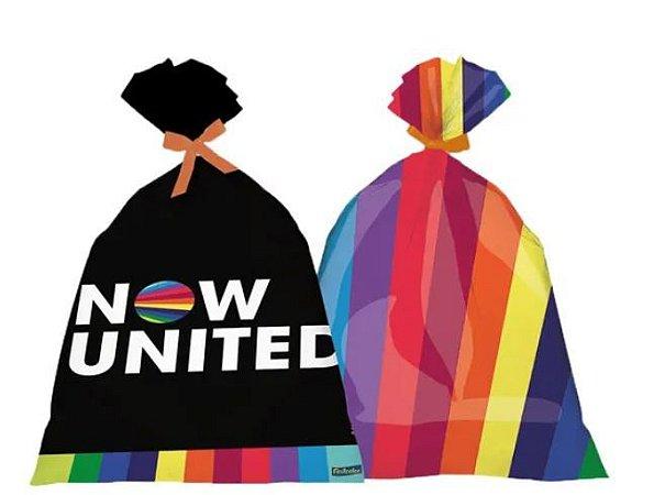 Sacola Surpresa Now United Com 8 Un Decoração Para Festa