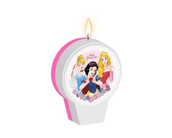 Vela Plana Das Princesas Disney