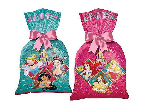 Sacola Surpresa Princesas 8 unidades