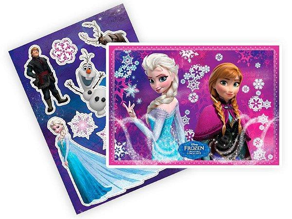 Kit Painel Decorativo - Frozen
