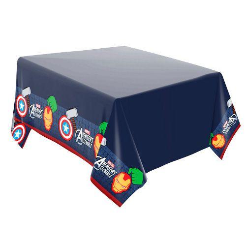 Toalha de Mesa - Os Vingadores ícones