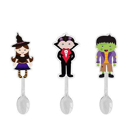 Colher para Brigadeiro  Halloween -12 und