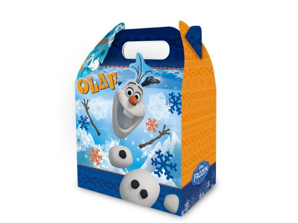 Caixa Surpresa Olaf