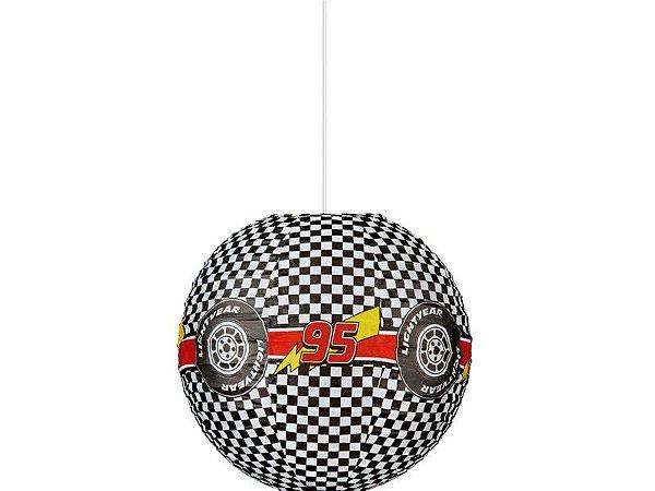 Lanterna de Papel Cars 20 cm