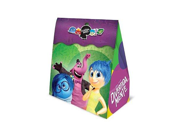Kit Caixa Surpresa - Divertida Mente - 02 pacotes