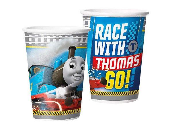 Copo Descartável 180ml Thomas e seus Amigos
