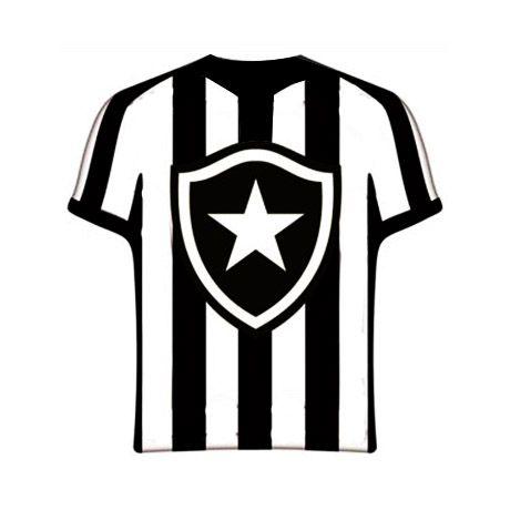 Prato Descartável Botafogo