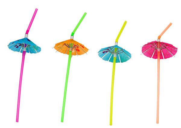Canudo Guarda-chuva