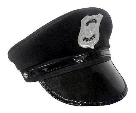 Quepe - Policial Preto
