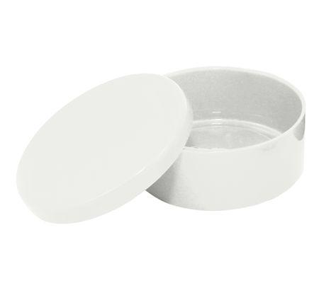 Latinha Plástica 5x1 - Branca - 10 unidades