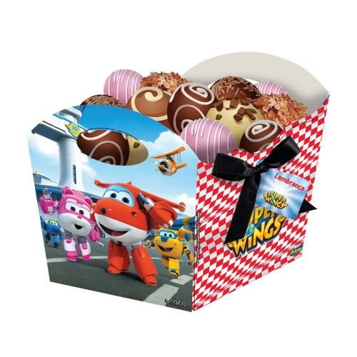 Cachepot Super Wings