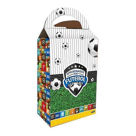 Caixa Surpresa Apaixonados Por Futebol
