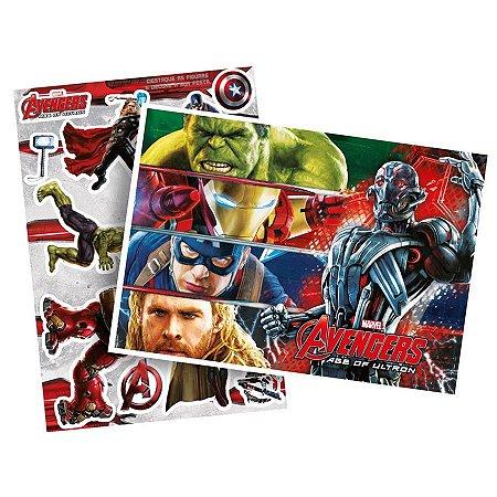 Kit Decorativo - Os Vingadores 2
