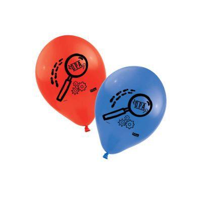Balão Latex DPA- Detetives do Prédio Azul - 25 und