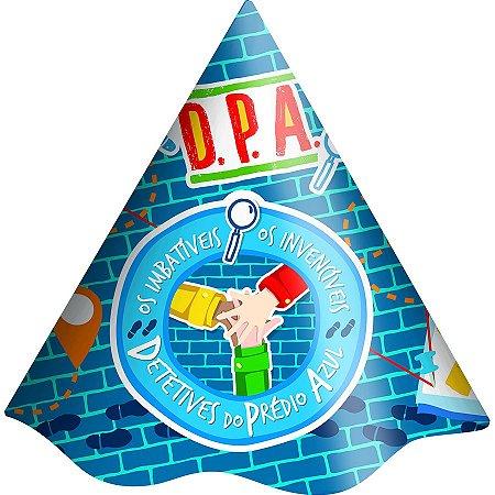 Chapéu de Aniversário DPA - 08 und