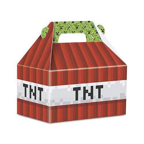 Caixa Surpresa Maleta - Mini Pixels - 08 unidades