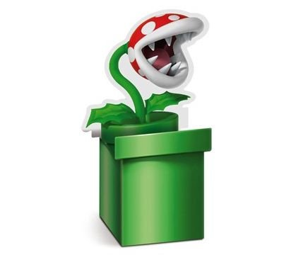 Cachepot - Super Mario Bros - 08 unidades
