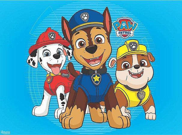 Painel Grande TNT - Patrulha Canina