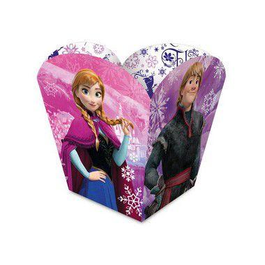 Kit Cachepot Pequeno - Frozen - 04 pacotes