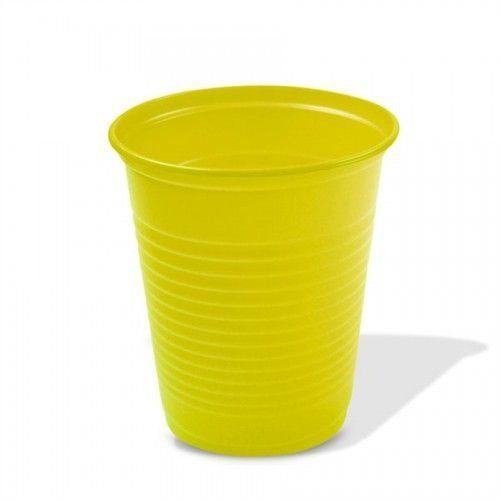 Copo Descartável - Amarelo - 200ml