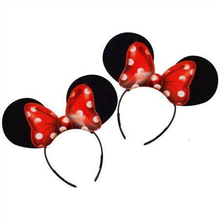 Tiara - Minnie Mouse - 1 unidade