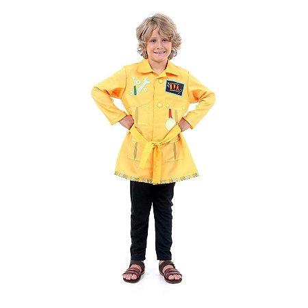 Fantasia Infantil - DPA Amarelo - G