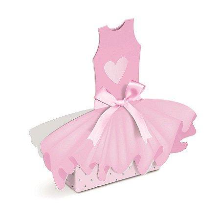 Caixa vestido - Ballet - 08 unidades