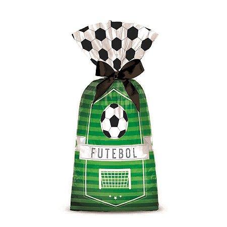 Sacola Plástica surpresa - Futebol -08 unidades