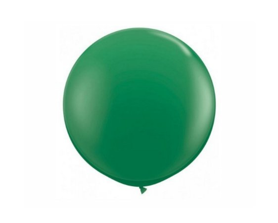 Big Balão Verde n 250  Art-latex