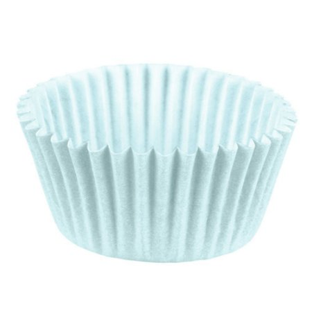 Forminha Nº 5 - Clássica Azul Claro - 100 unidades