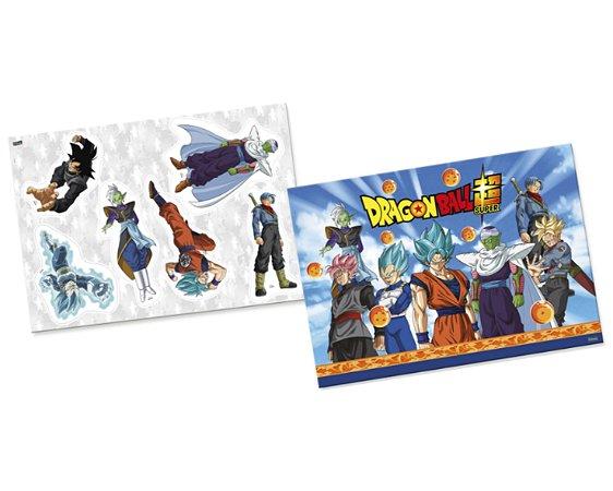 Kit Decorativo - Dragon Ball