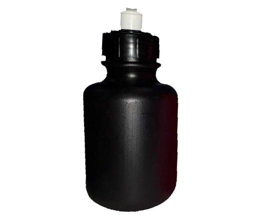 Squeeze Garrafinha Preta leitosa  300 ml