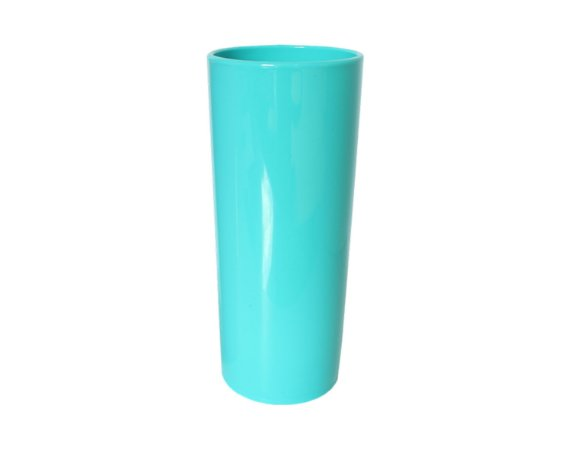 Copo Acrílico Long Drink - 300ml -  Azul Tiffany