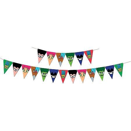 Faixa Decorativa - Jovens Titãs