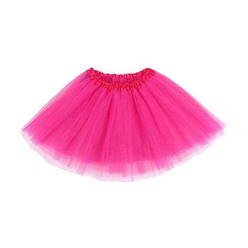 Saia de Tule Pink