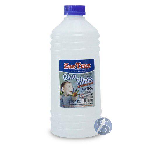 Cola para Slime Transparente - 500g