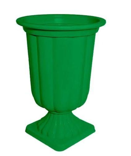 Vaso Plástico Grego - Verde Sólido