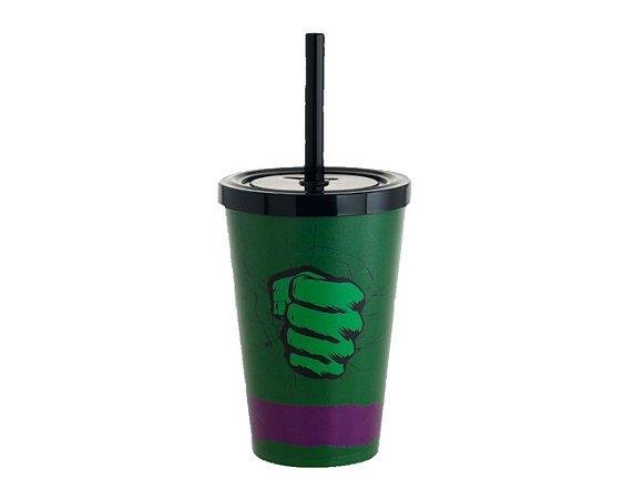 Copo para Lembrancinhas de aniversario -350 ml - Hulk