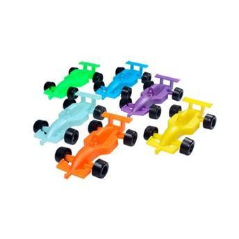 Mini Carrinhos de Fórmula 1 - 10 unidades